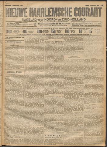 Nieuwe Haarlemsche Courant 1912-01-09