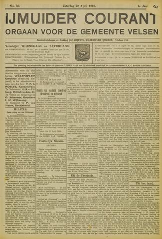 IJmuider Courant 1916-04-22