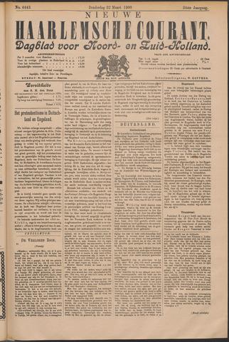 Nieuwe Haarlemsche Courant 1900-03-22