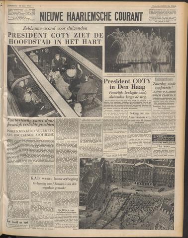 Nieuwe Haarlemsche Courant 1954-07-22