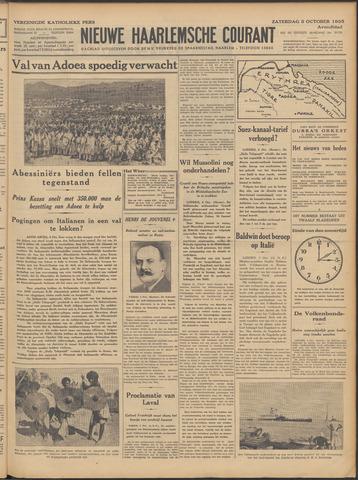 Nieuwe Haarlemsche Courant 1935-10-05
