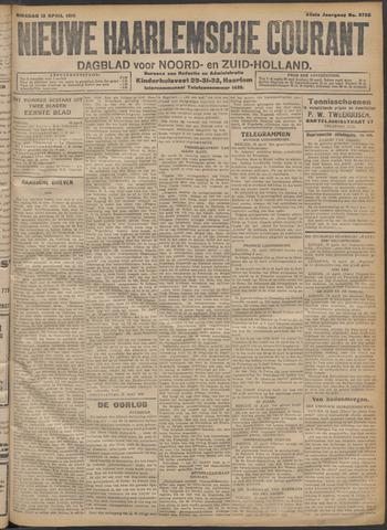 Nieuwe Haarlemsche Courant 1915-04-13