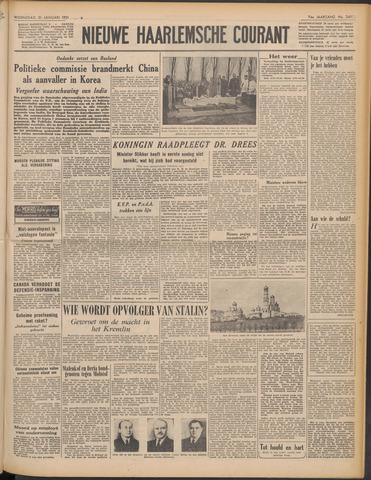Nieuwe Haarlemsche Courant 1951-01-31