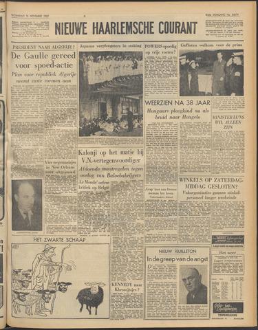 Nieuwe Haarlemsche Courant 1960-11-16