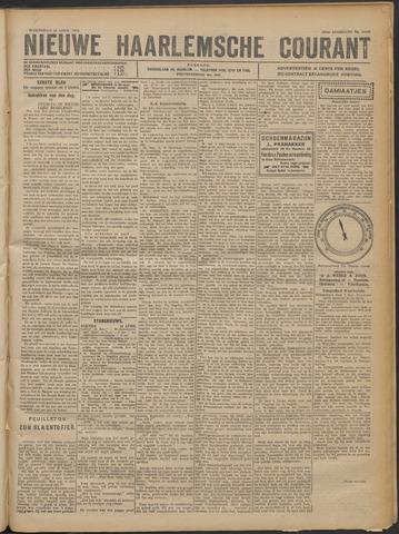 Nieuwe Haarlemsche Courant 1922-04-12