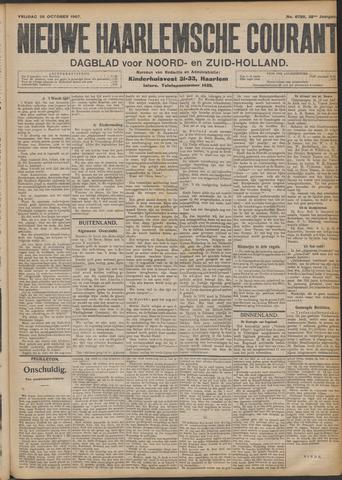 Nieuwe Haarlemsche Courant 1907-10-25