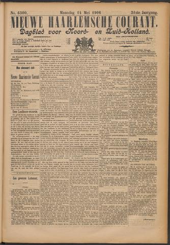 Nieuwe Haarlemsche Courant 1906-05-14