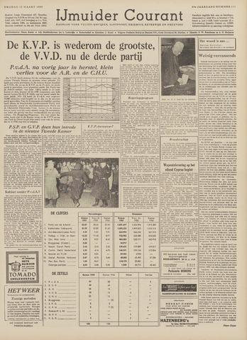 IJmuider Courant 1959-03-13