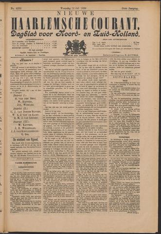 Nieuwe Haarlemsche Courant 1899-07-12