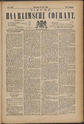 Nieuwe Haarlemsche Courant 1890-05-29
