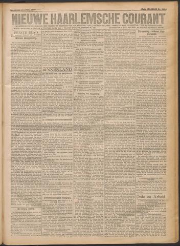 Nieuwe Haarlemsche Courant 1920-04-26