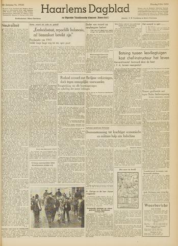 Haarlem's Dagblad 1950-05-09