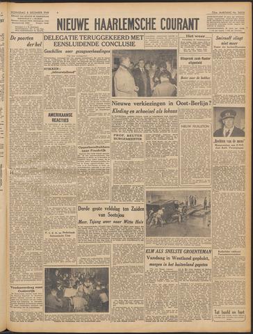 Nieuwe Haarlemsche Courant 1948-12-08