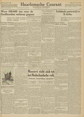 Haarlemsche Courant 1942-11-06