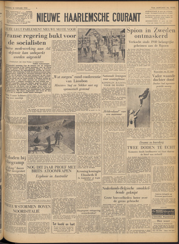Nieuwe Haarlemsche Courant 1952-02-18