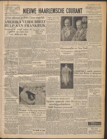 Nieuwe Haarlemsche Courant 1953-10-01