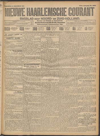 Nieuwe Haarlemsche Courant 1912-12-12
