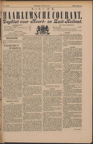 Nieuwe Haarlemsche Courant 1898-07-20