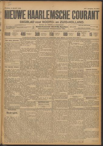 Nieuwe Haarlemsche Courant 1909-03-19