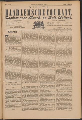 Nieuwe Haarlemsche Courant 1898-12-31