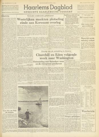 Haarlem's Dagblad 1954-06-16