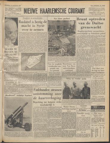 Nieuwe Haarlemsche Courant 1957-08-22