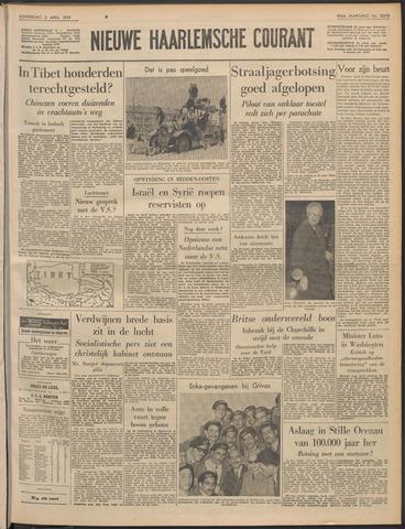 Nieuwe Haarlemsche Courant 1959-04-02