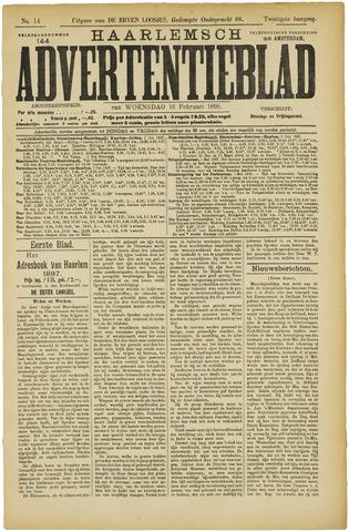 Haarlemsch Advertentieblad 1898-02-16