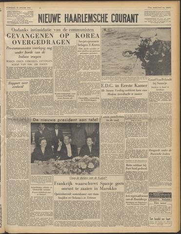 Nieuwe Haarlemsche Courant 1954-01-20