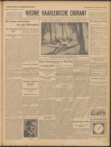 Nieuwe Haarlemsche Courant 1933-01-23