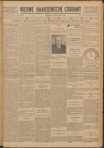 Nieuwe Haarlemsche Courant 1930-11-28