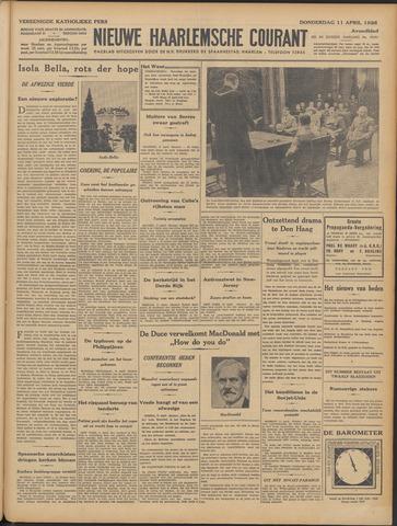 Nieuwe Haarlemsche Courant 1935-04-11