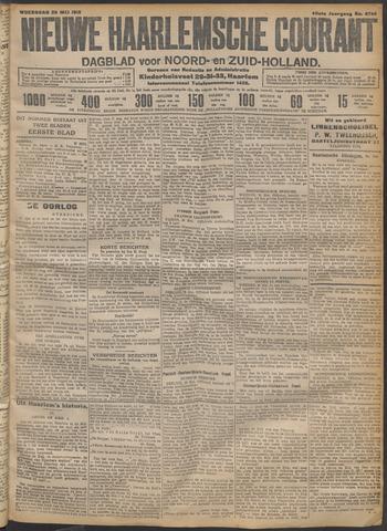 Nieuwe Haarlemsche Courant 1915-05-26