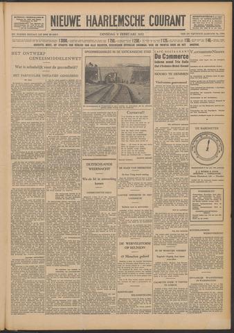 Nieuwe Haarlemsche Courant 1932-02-09