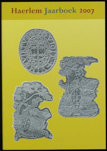 Jaarverslagen en Jaarboeken Vereniging Haerlem 2007