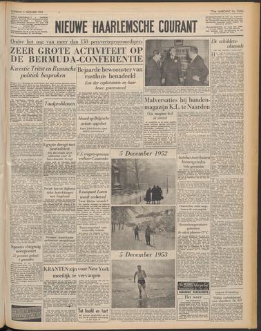 Nieuwe Haarlemsche Courant 1953-12-05