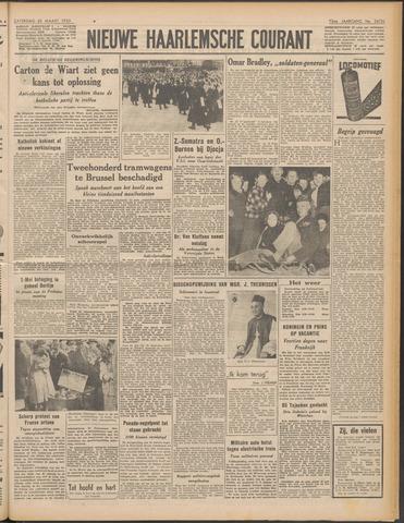 Nieuwe Haarlemsche Courant 1950-03-25