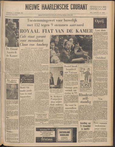 Nieuwe Haarlemsche Courant 1965-11-11