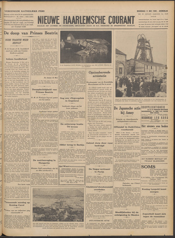 Nieuwe Haarlemsche Courant 1938-05-11