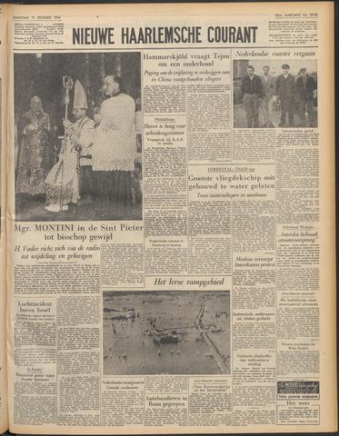 Nieuwe Haarlemsche Courant 1954-12-13