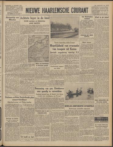 Nieuwe Haarlemsche Courant 1950-12-06