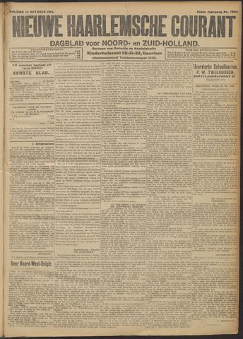 Nieuwe Haarlemsche Courant 1914-10-23
