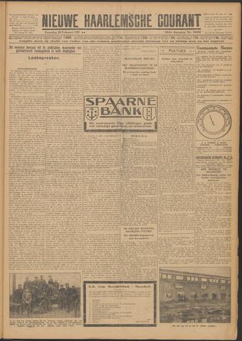 Nieuwe Haarlemsche Courant 1927-02-26