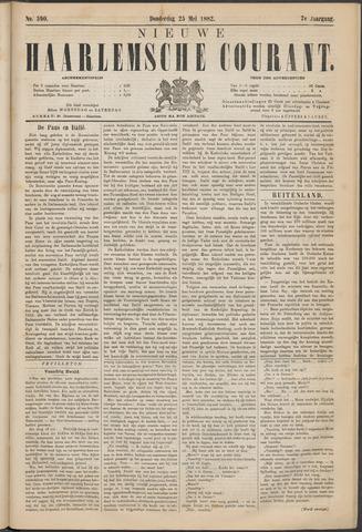 Nieuwe Haarlemsche Courant 1882-05-25