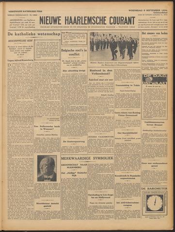 Nieuwe Haarlemsche Courant 1934-09-05