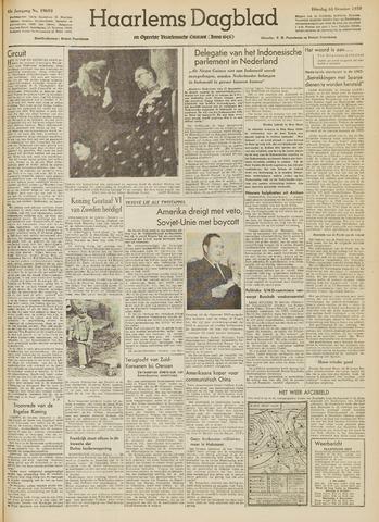 Haarlem's Dagblad 1950-10-31