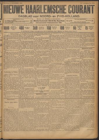 Nieuwe Haarlemsche Courant 1908-11-09