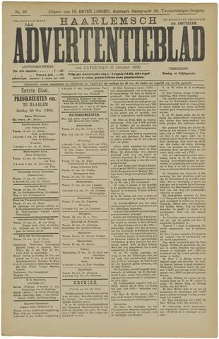 Haarlemsch Advertentieblad 1900-10-27