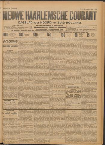 Nieuwe Haarlemsche Courant 1910-08-09