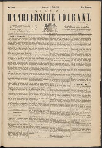 Nieuwe Haarlemsche Courant 1886-05-20